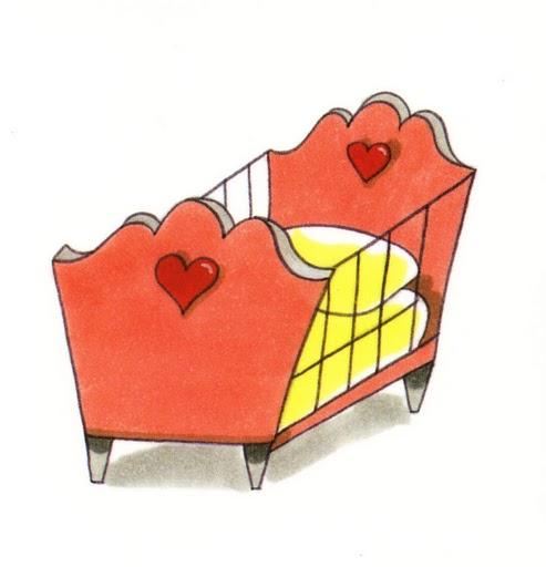 Dibujos Para Colorear De Cuna
