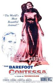 The Barefoot Contess Movie Poster