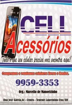 CELL ACESSÓRIOS
