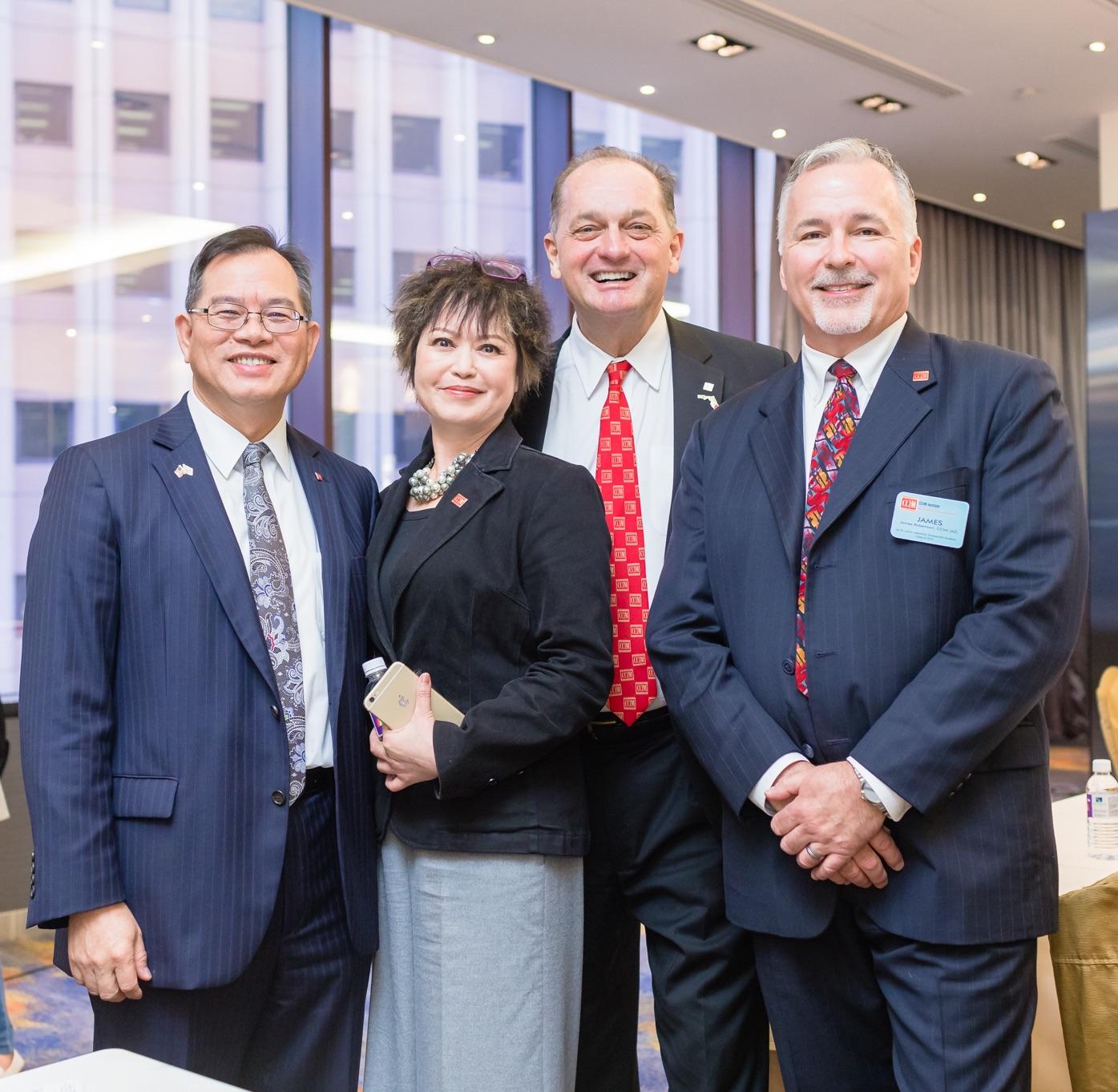 美國&台灣CCIM Leaders