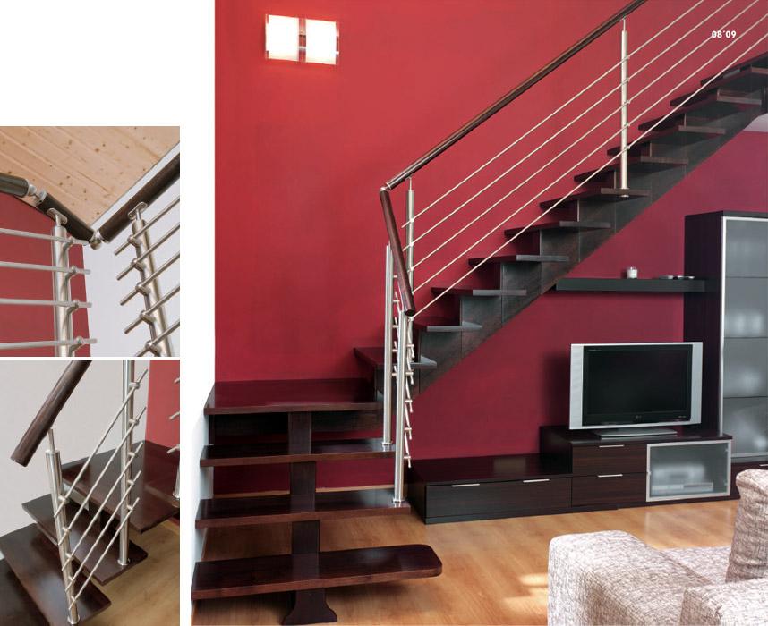 Detarima escaleras para todo tipo de casas for Todo para casa