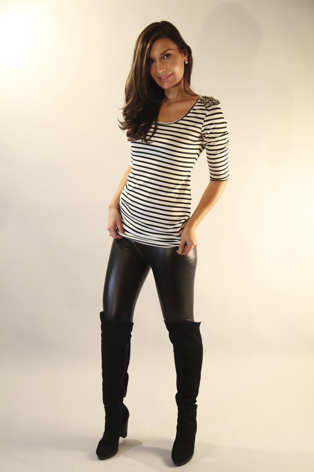 Secrets of a Stylist: How to Wear Leather Leggings