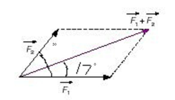the parallelogram and triangle of forces