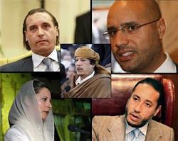 فضائح أولاد العقيد القذافى إمبراطورية الفساد فى ليبيا