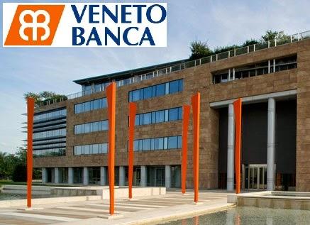 ridotto il valore delle azioni di veneto banca
