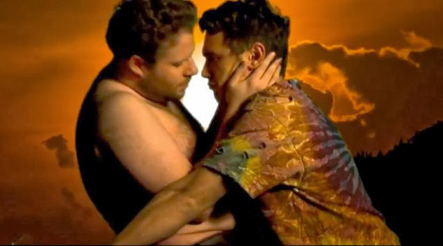 Seth Rogen, James Franco, Bound 2, Bound 3,
