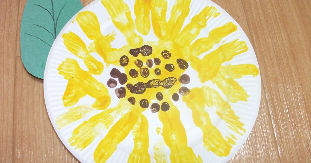 how to make paper sunflowers kids