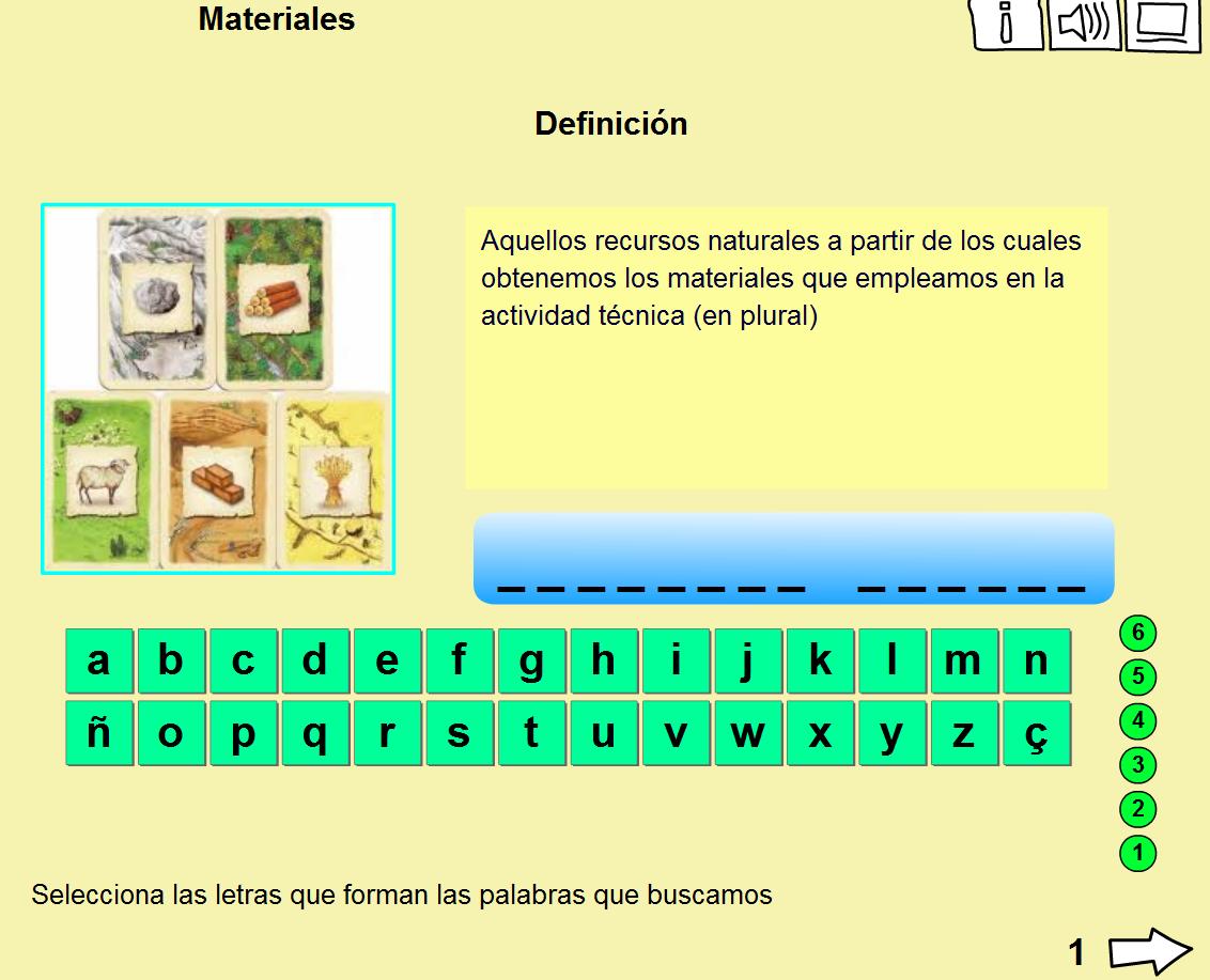 http://www.educa.madrid.org/web/ies.mariademolina.madrid/departamentos/tecnologia/ejercicios_materiales/materiales.html