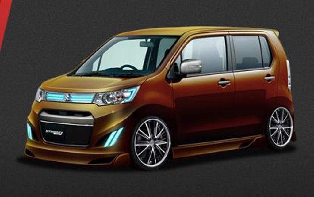 nice Mobil Konsep Terbaru Suzuki Di Tokyo Auto Salon 2013 cool title=