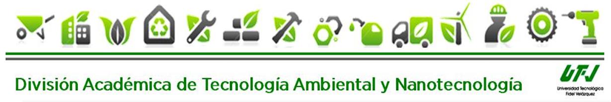BLOG de Tecnología Ambiental y Nanotecnología de la UTFV