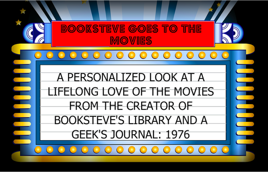 Booksteve Goes To The Movies