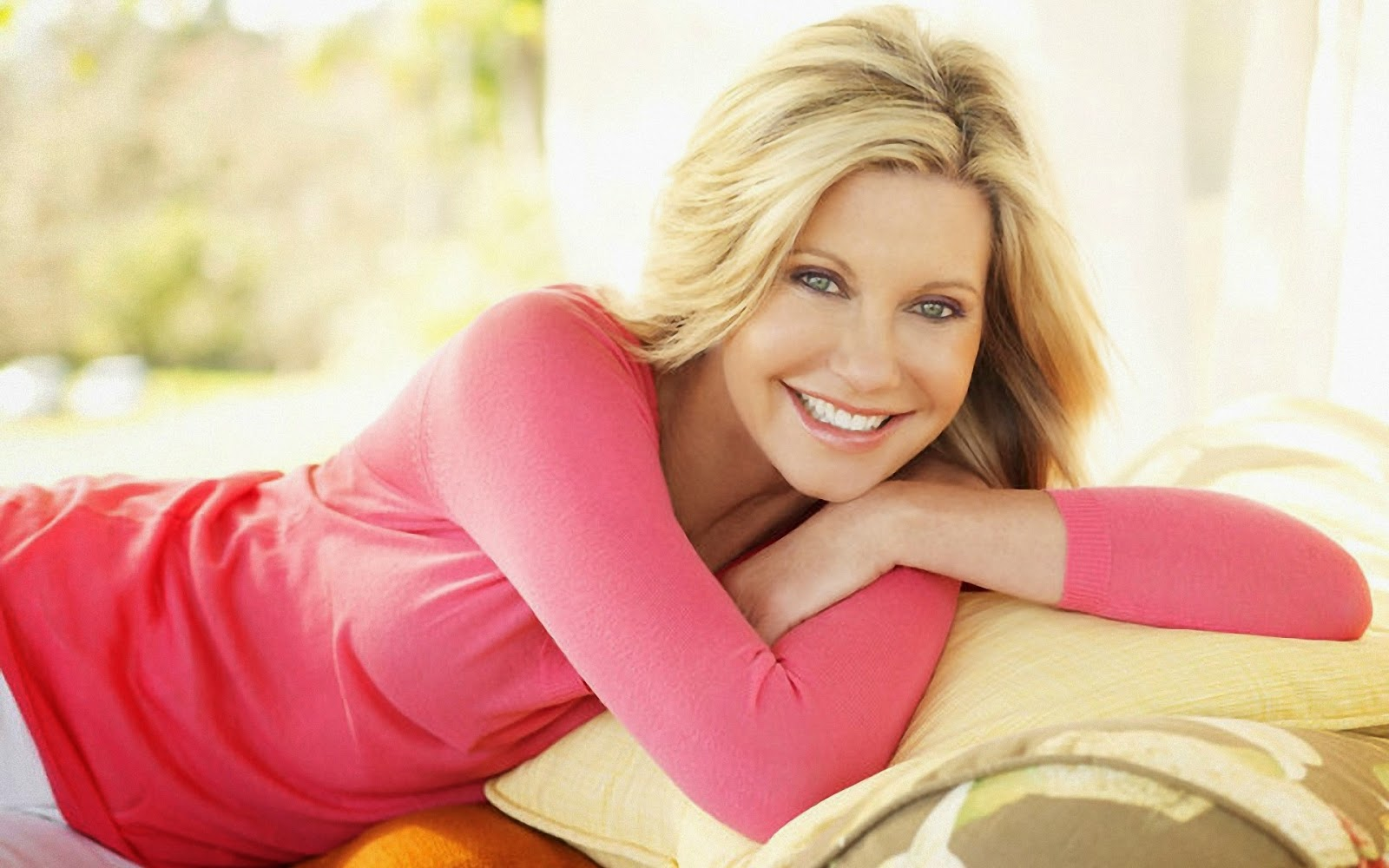 Olivia Newton-John is a British-born Australian singer, songwriter, and actress.http://www.jinglejanglejungle.net/2015/01/onj.html #OliviaNewtonJohn