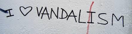 grafiti-vandalism