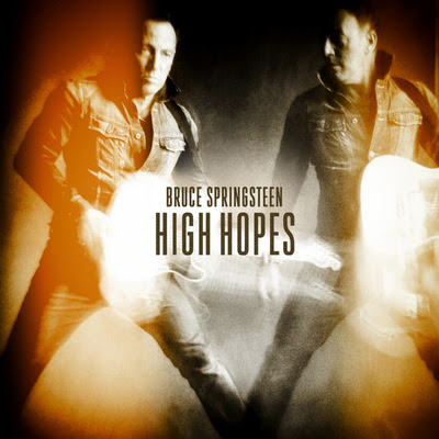 Bruce Springsteen High Hopes album cover