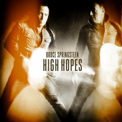 Bruce Springsteen High Hopes album cover