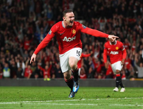 Wayne Rooney 2012