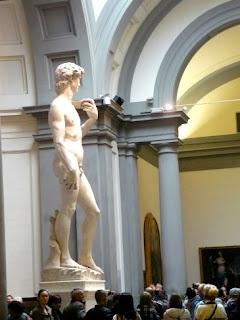 Fin de semana en Florencia david miguel angel