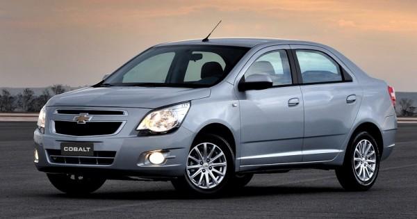 Nuevo Chevrolet Cobalt 2013 Precios y Equipamiento