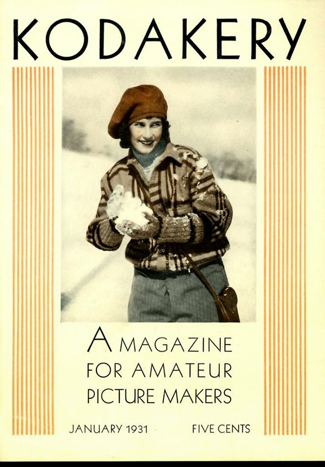 Vintage Photography Magazine Covers  WinterVintage Photography Covers