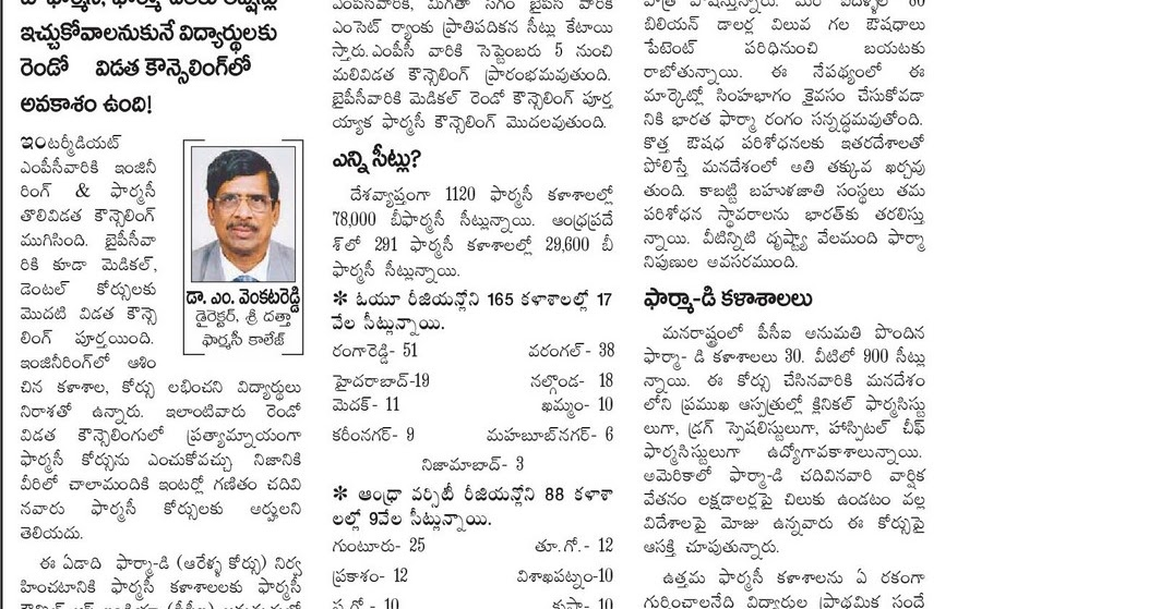 eenaduintelugu.blogspot.com - Eenadu news in Telugu