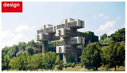 Bloggokin cosmic communist constructions photographed for Architecture urss