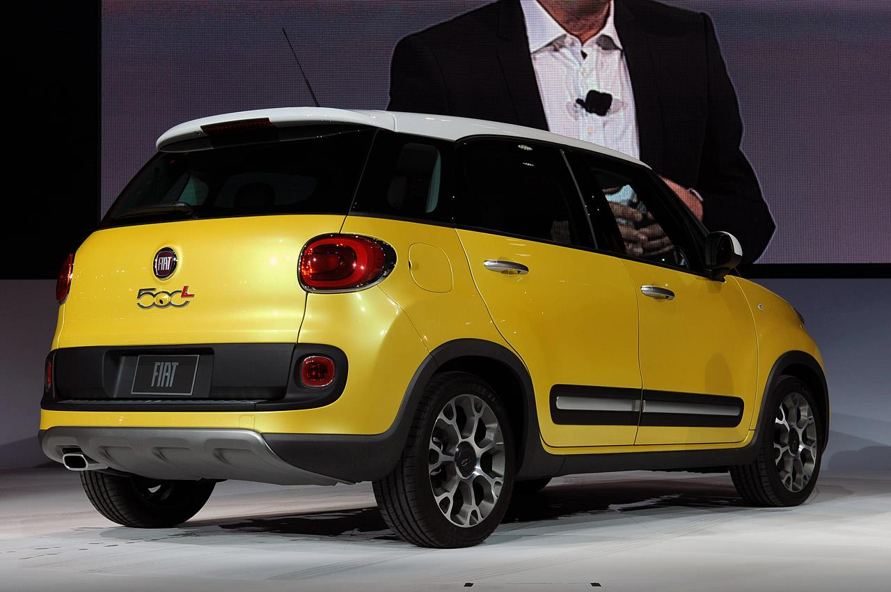 2014 fiat 500l trekking los angeles da turkeycarblog. Black Bedroom Furniture Sets. Home Design Ideas