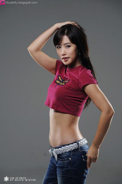 3 Song Jina in Purple-Very cute asian girl - girlcute4u.blogspot.com