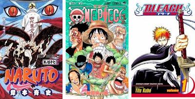 Update Mingguan Manga Naruto 650 Bleach 552 Onepiece 724