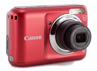 Kamera digital Canon Powershot A800