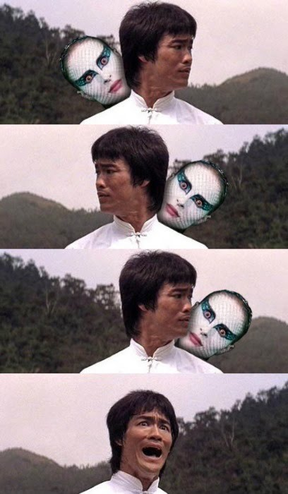 Poor Bruce Lee