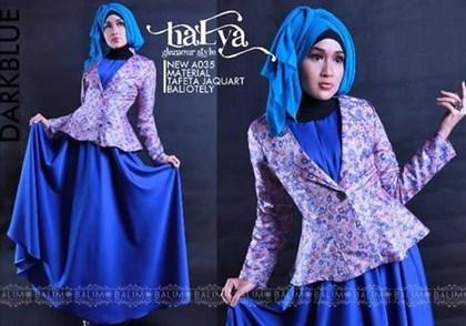 Gamis Modern Remaja dan Batik Model Terbaru  Muslimah Cantik