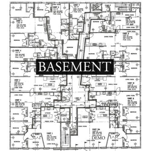 Sophies Floorboard Basement