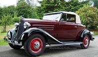 1934 Chevy Cabriolet