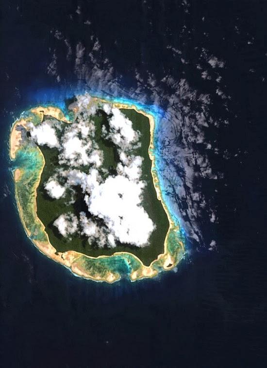 Ilha Sentinela do Norte - Habitada por uma tribo hostil