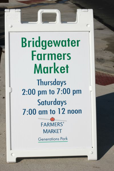 Bridgewater Farmers Market VA