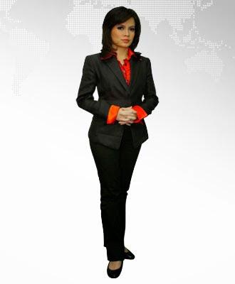Profil Biodata Diri Presenter Berita TV One Farah Dilla