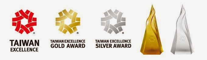 Awards from Taiwan Excellence