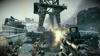 Killzone 3: Realismo y acción puros.