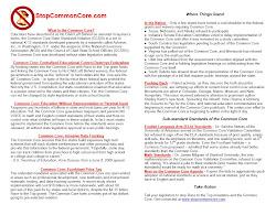 Common Core Quick Facts Brochure