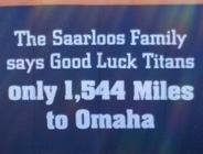 Titans in Omaha