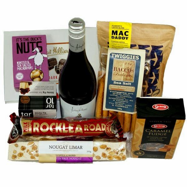 Corporate Hampers and Gifts for staff rewards delivered.
