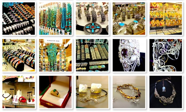 Ann Urkov Jewelry Collection