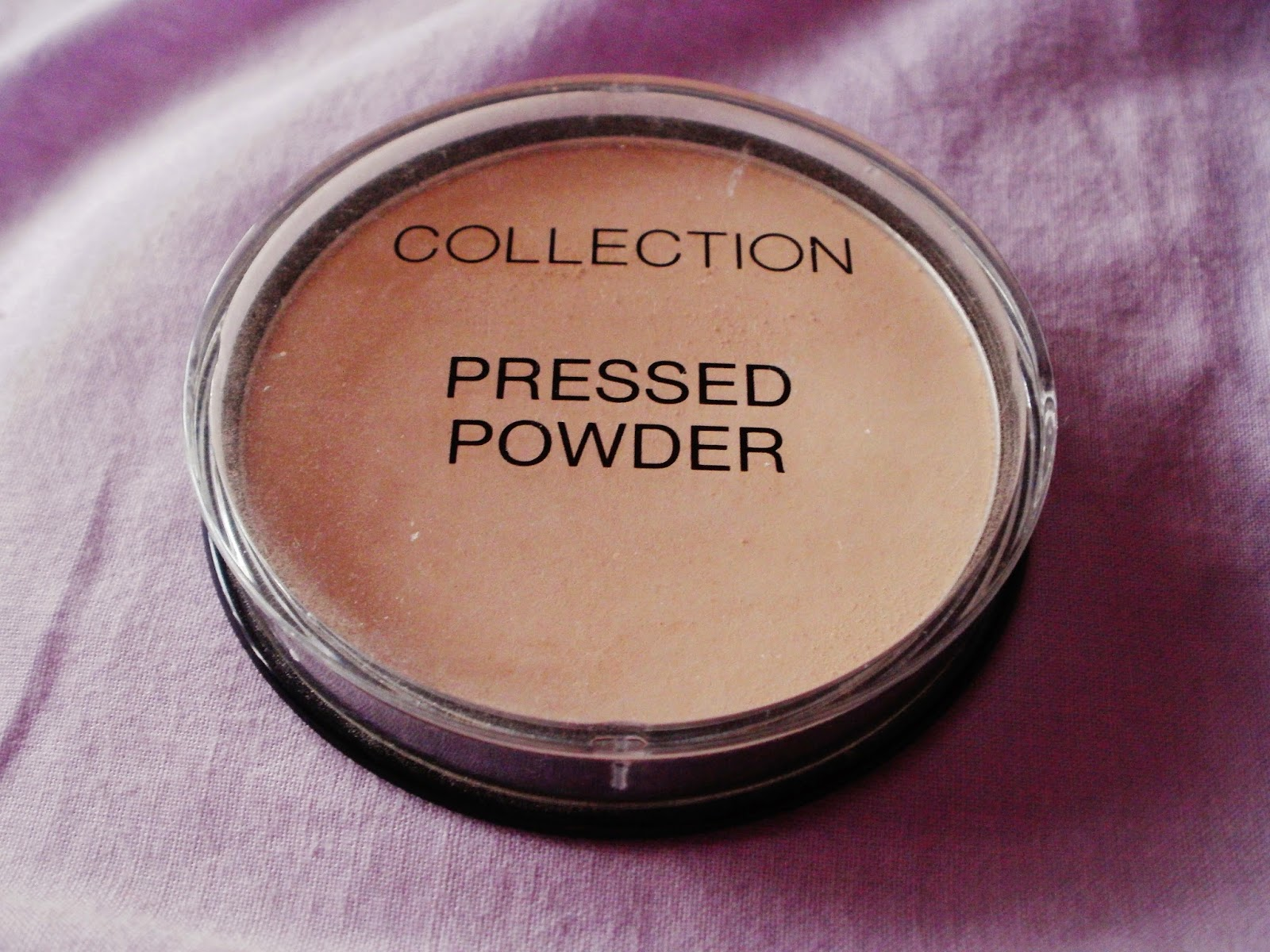 collection pressed powder