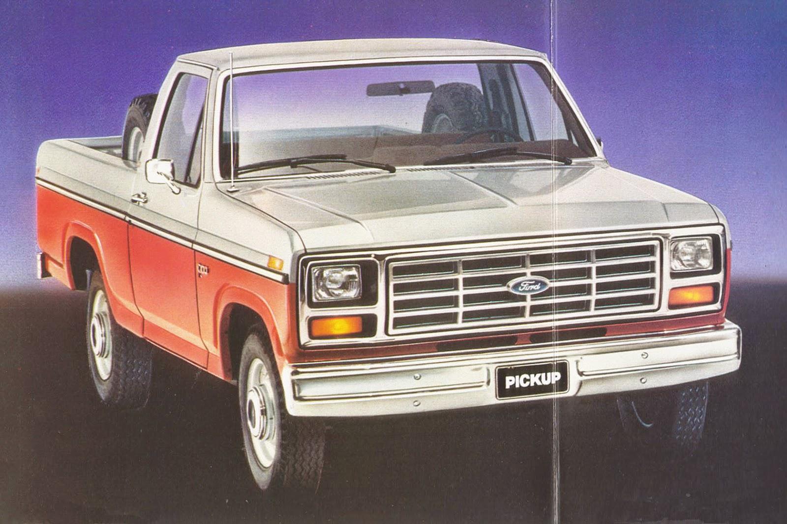 Archivo de autos: Ford F-100 1985