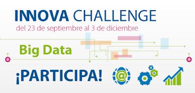 BBVA en España convoca el primer concurso internacional dirigido a la comunidad de desarrolladores que invita a construir nuevos servicios , aplicaciones y contenidos a partir de datos disociados de transacciones con tarjeta obtenidos a través de una API que BBVA pondrá a su disposición. ¿Cómo participar? Si tienes una buena idea, hazla realidad con nuestra ayuda y preséntate al Innova Challenge 2013, ¡hay grandes premios! Paso 1: Regístrate en la web de BBVA Innovation Center. Paso 2: Regístrate en nuestro Portal de Desarrolladores a partir del 1 de octubre y recibirás un e-mail de confirmación indicando tus claves para