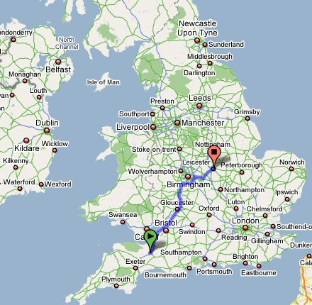 map of united kingdom cities. Map of Leicester on UK