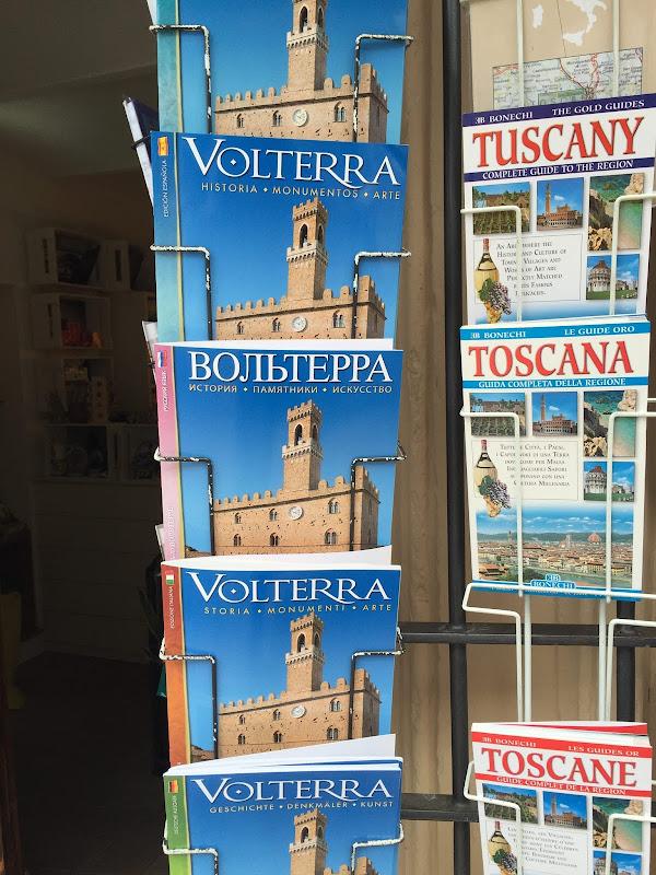 Volterra-Liguria