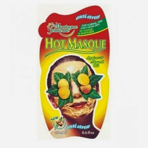 Montagne jeunesse hot masque
