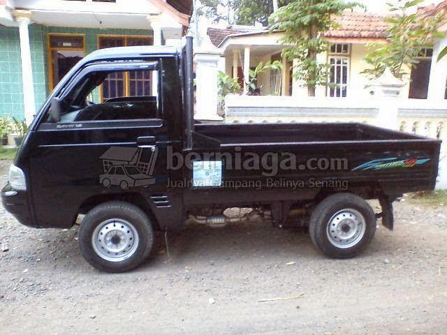 Suzuki Carry Pick Up Pick Up Bekas Barang Second Tapi Bagus