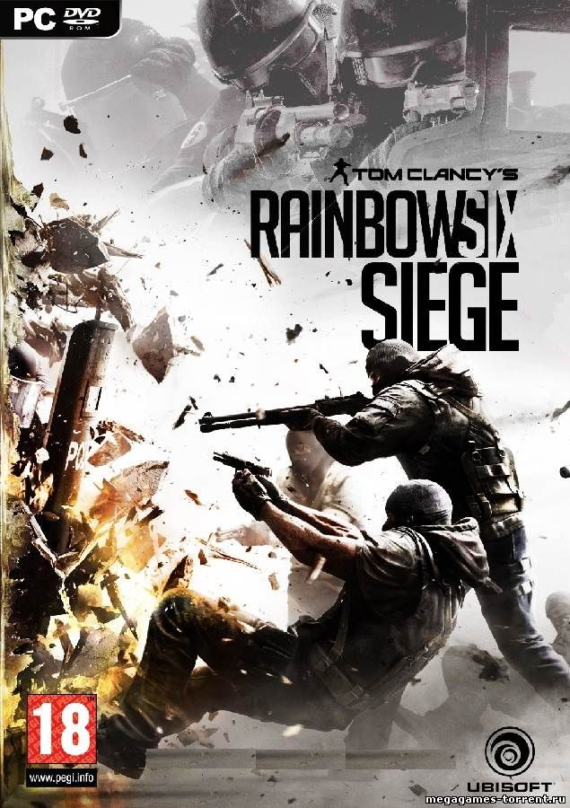 Tom Clancy's Rainbow Six Siege (2015) Worldfree4u - PC Game Free Download
